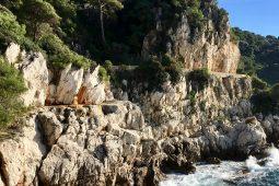 Adventurous walking trails