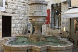 Vence - Peyra Brunnen