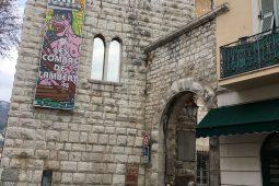 Vence - Stadtmauer