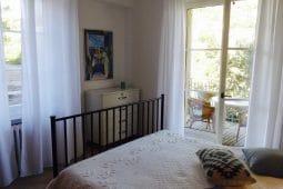 Mimosa-Schlafzimmer