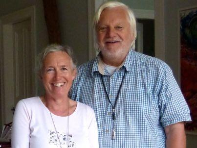 Miriam und Dr. Werner Thurner