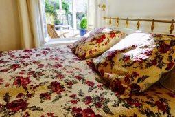 Monet-Schlafzimmer-Terrasse