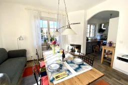 Nuages Blick Küche