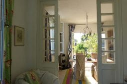 Rousseau-Wohnzimmer-Esszimmer