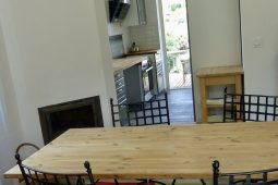 Nuages-Wohnzimmer-Küche
